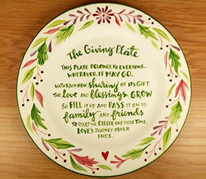 Colorado Springs The Giving Plate
