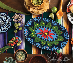 Colorado Springs Talavera Tableware