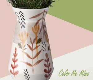 Colorado Springs Minimalist Vase