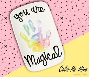 Colorado Springs Rainbow Hand-print