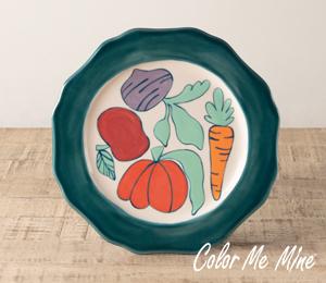 Colorado Springs Produce Plate