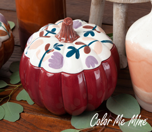 Colorado Springs Fall Pumpkin Box