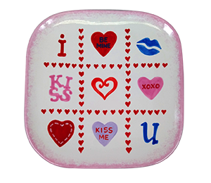 Colorado Springs Valentine's Tic Tac Toe