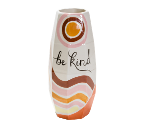 Colorado Springs Be Kind Vase