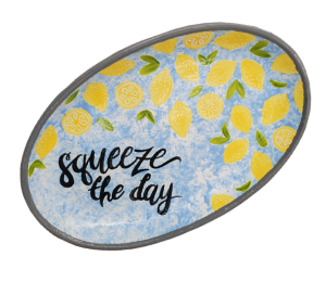 Colorado Springs Lemon Platter