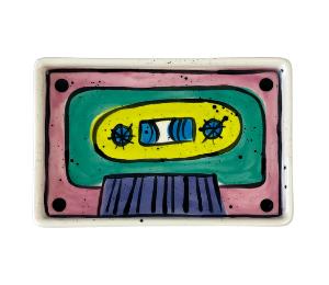 Colorado Springs Mix Tape Tray